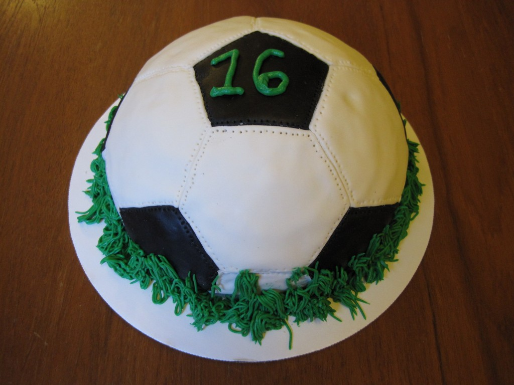 Images Of Soccer Ball Cake : Soccer Birthday Cake It s Always Someone s Birthday