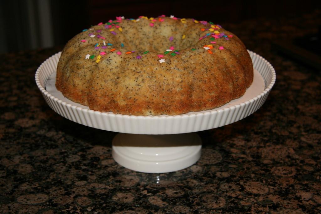 NYE-cake